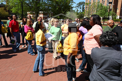 UNCP hosts Open House on April 10th 2010. francis_marion_0003.jpg