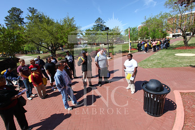 UNCP hosts Open House on April 10th 2010. francis_marion_0017.jpg