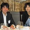 Matsuki Okumoto '89 and Shizuka (Takahashi) Nakajima ' 88