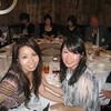 Pearl Ogawa '10 and Chie Takashima '06
