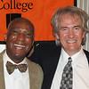 Samuel Wade '72 and Christopher Herron '75