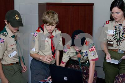Boy Scouts at KSU