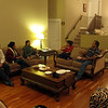 Meeting at Sumit's house