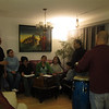 Rehearsal at our house