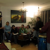 Rehearsal at our house- Jan 28th