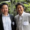 Toshihiko Denya '88 & Michiaki Koike '88