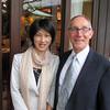 Misa Kurihara and Greg Caldwell