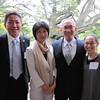 Toshinobu Toyama ' 97, Misa Kurihara, Greg Caldwell, Suzanne Liberman '94