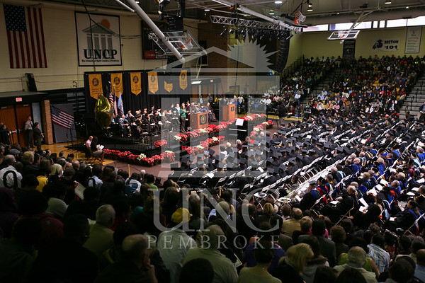 Winter 2010 Commencement