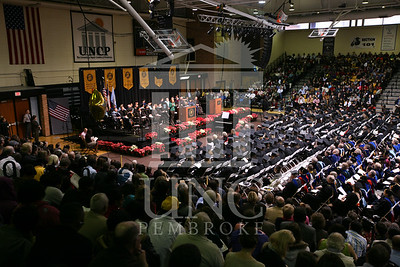 UNCP hosts Winter 2010 Commencement on Dec 11th, 2010. winter-commencement__0245.jpg
