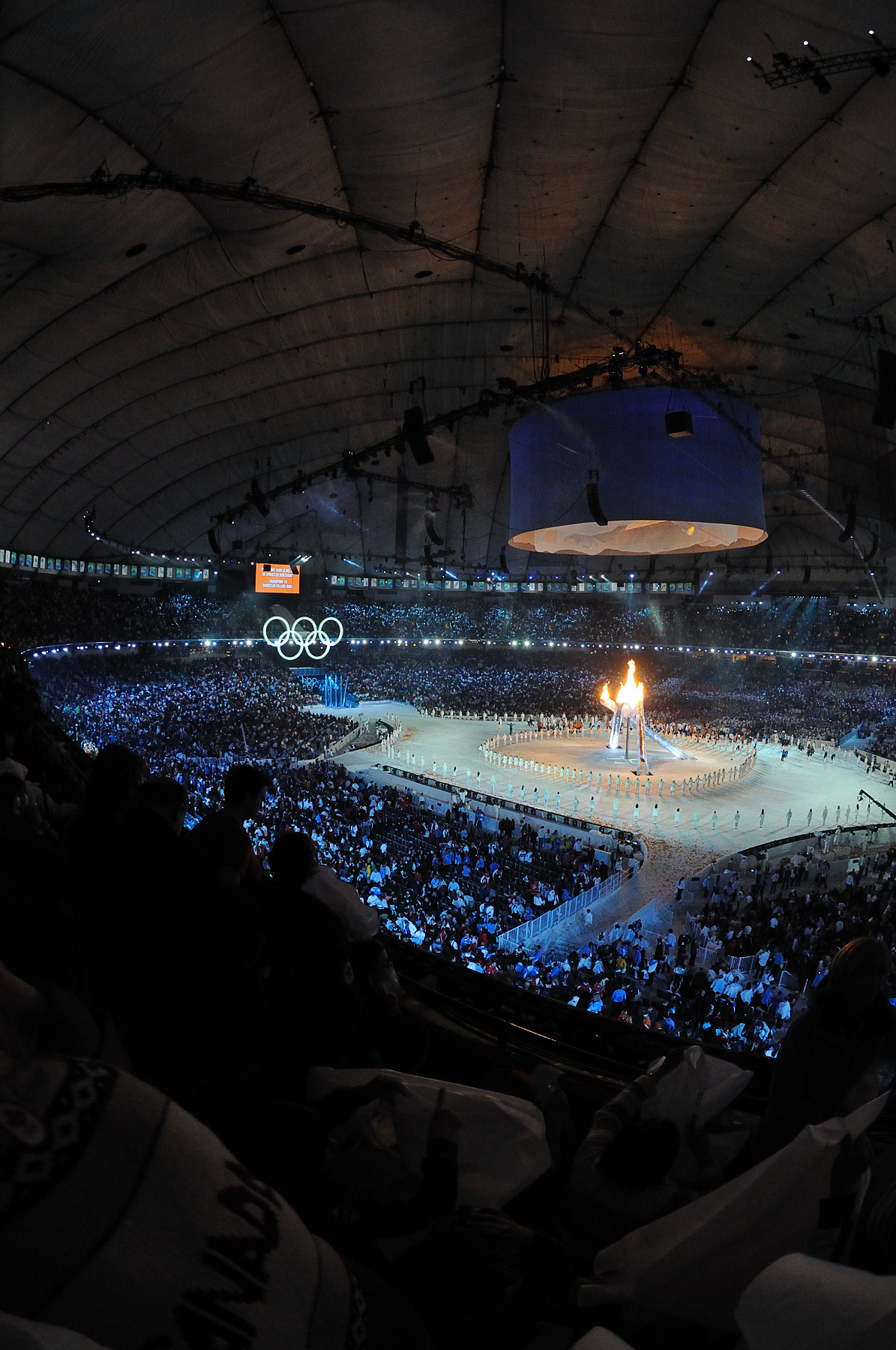 The Athletes` start to leave the building