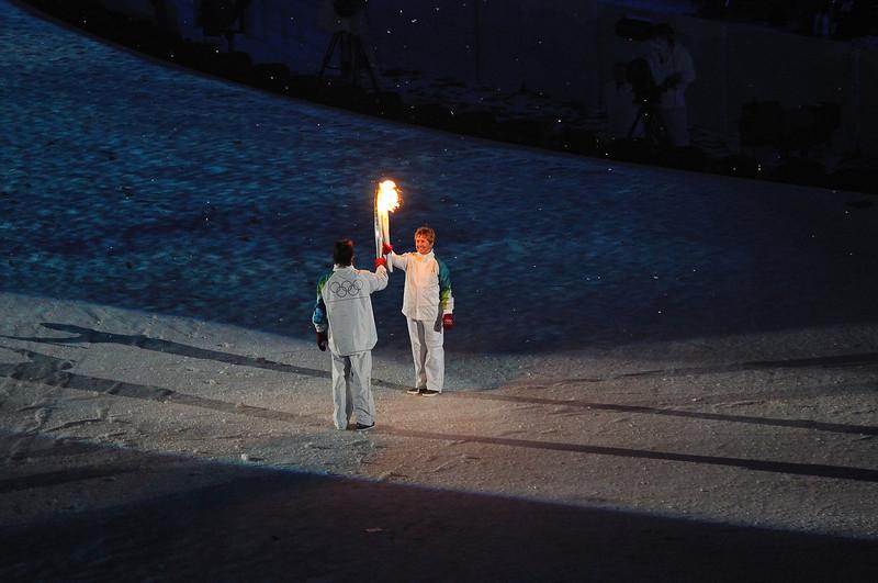 Steve Nash passes the torch to Nancy Greene