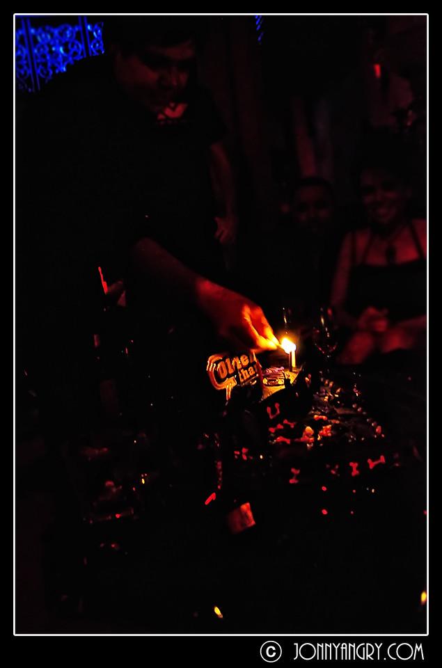 Jovi's Birthday 03/16/10