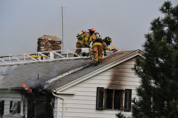 20100522- East Avon House Fire