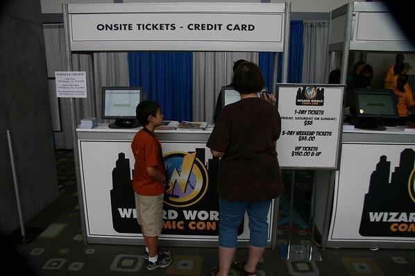 20101114 Austin Comic Con