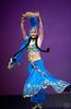 中国武警文工团, 维吾尔族舞蹈《丰收时节》,钟媛
