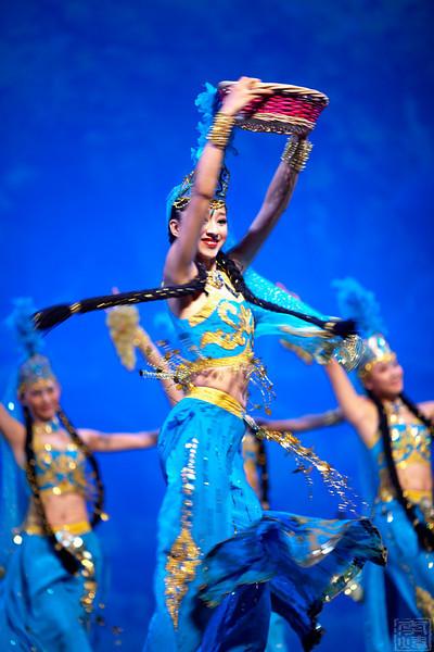 中国武警文工团, 维吾尔族舞蹈《丰收时节》, 臧小惠