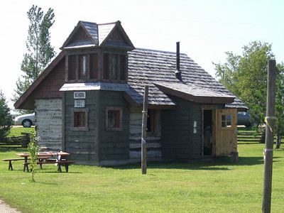 2010 Forest City Stockade: Schoolhouse