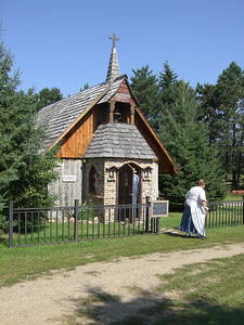 2010 Forest City Stockade: Chapel
