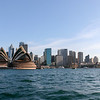 Views of the Opera House from the Harbour: #2