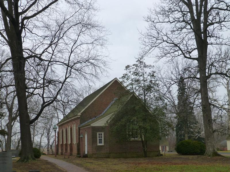 Old Wye Episcopal Church