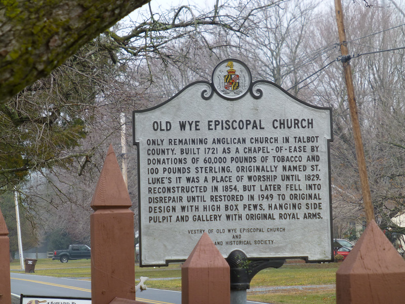 Dick's church