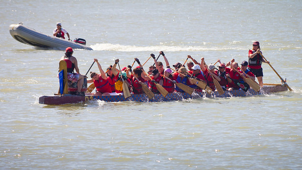 2011 Steveston Dragon  Boat Festival