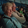 Betty and Doug Ropp - enjoying the concert