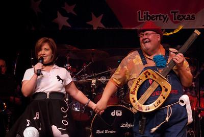 Shana Valdes and Booger Lee
