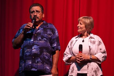 Jay Cantu and Nina Holland
