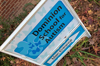 Dominion School for Autism Sign
