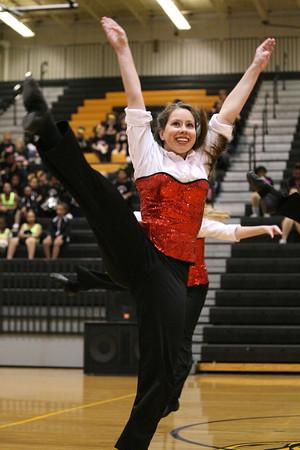 2012-03-03 Fairfield H.S. Dance Team Jazz