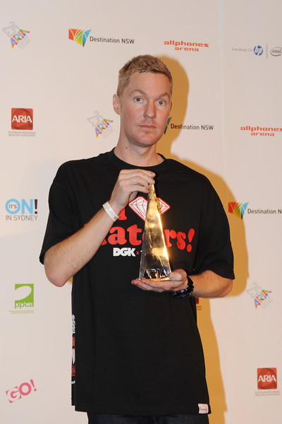 2011 Aria Awards - Red Carpet and Award Winners