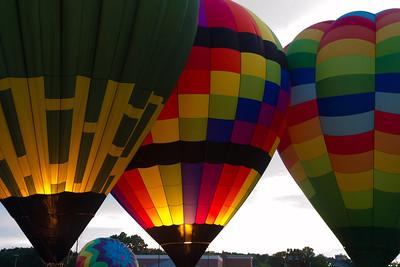 2011 Hot Air Balloon Festival in Battle Creek