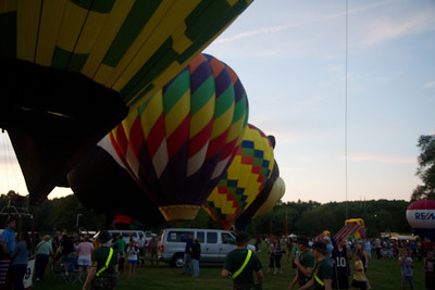 2011 Hot Air Balloon Festival in Battle Creek