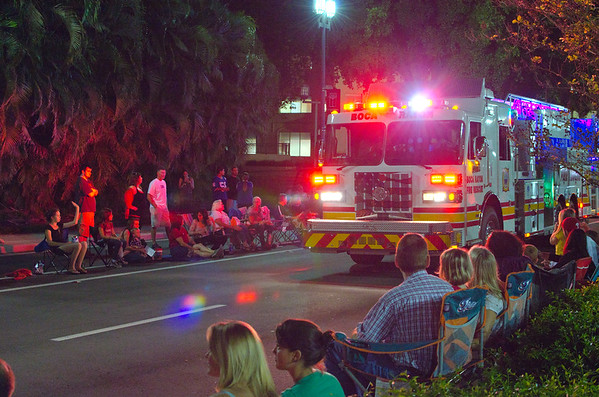 2011 Boca Raton Holiday Parade