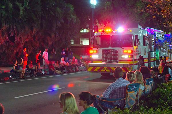 2011 Boca Raton Holiday Parade