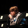 James White, 13, from Southern Hills Middle School waits for his turn to spell a word at the Camera 2011 Regional Spelling Bee at Monarch High School Saturday Feb. 19, 2011. Chancey Bush/ The Camera