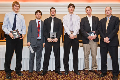Basketball Award Winners and Graduate