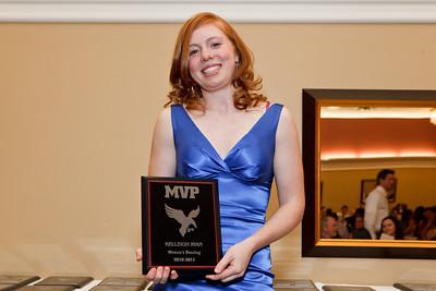 Kelleigh Ryan, MVP, Women`s Fencing