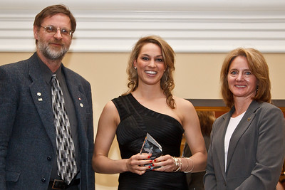 Alyson Bush, Female Athlete of the Year, 2011