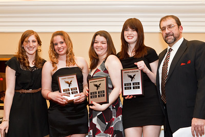 Womens Water Polo Award Winners