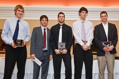 Basketball Award Winners and Graduate