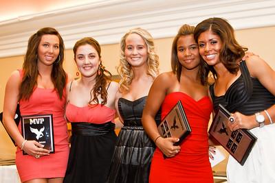 Bedek, Hamilton, Wood, Ngwafusi and Phillips: Soccer Ladies