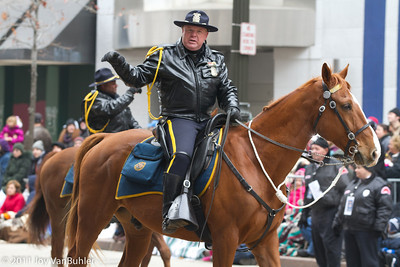 Detroit Mounted Police