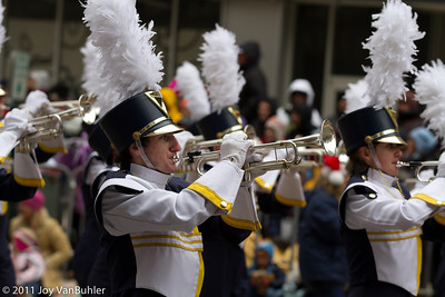 Walled Lake Central Viking Marching Band