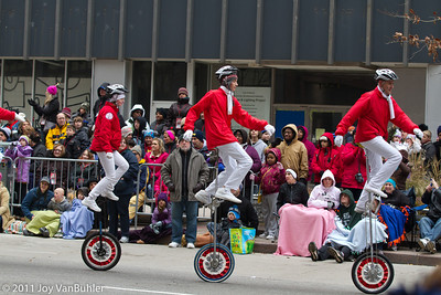 Redford Township Unicycle Group