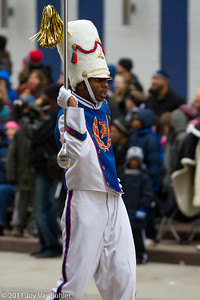 Detroit All-City High School Marching Band