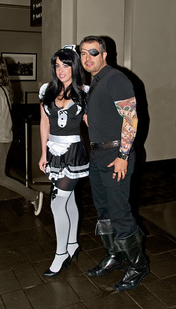 French Maid and Partner