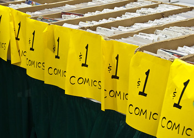 Emerald City Comic Con, 2011